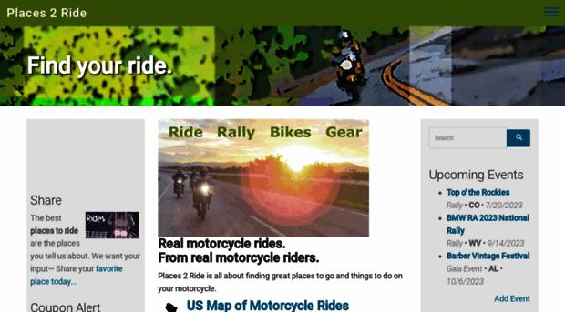 places2ride.com
