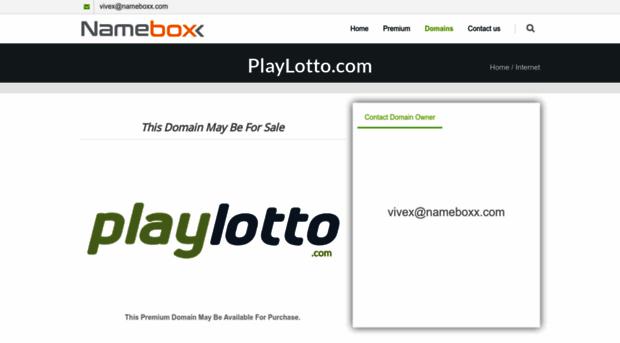 playlotto.com