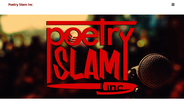 dissertation poetry slam This list of poetry about essay is made of poetrysoup member poems read short, long, best, famous, and modern examples of essay poetry this list of works about essay is a great resource for examples of essay poems and show how to write poems about essay.