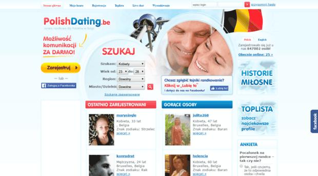 Polish dating belgia ghanaian dating scams