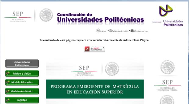 politecnicas.sep.gob.mx