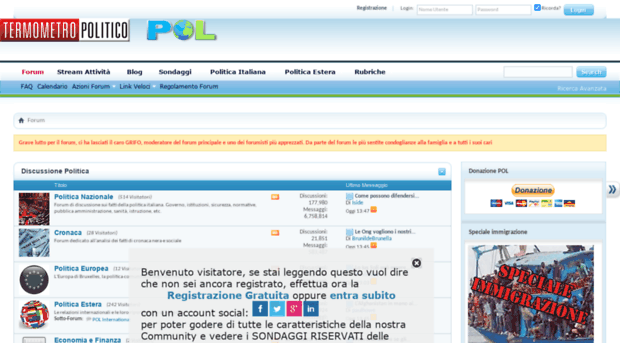 politicainrete.net