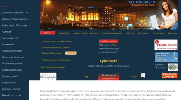 politiebronnen.nl