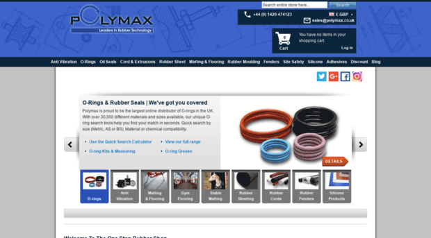 polymax.co.uk