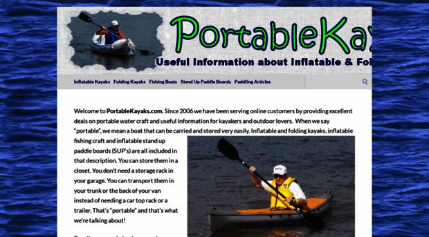 portablekayaks.com
