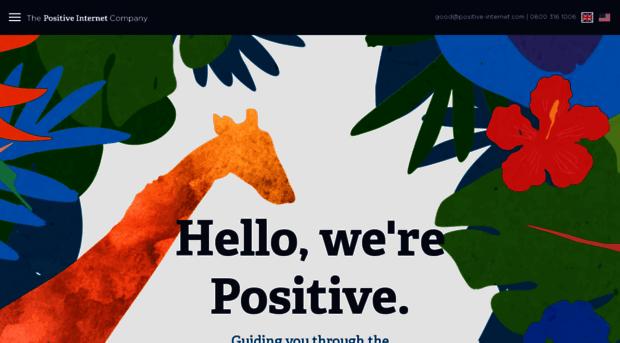 positive-internet.com