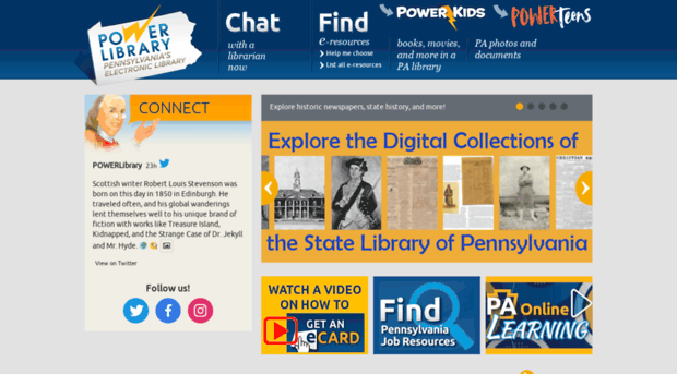 powerlibrary.org