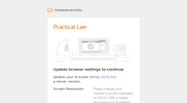 practicallaw.com