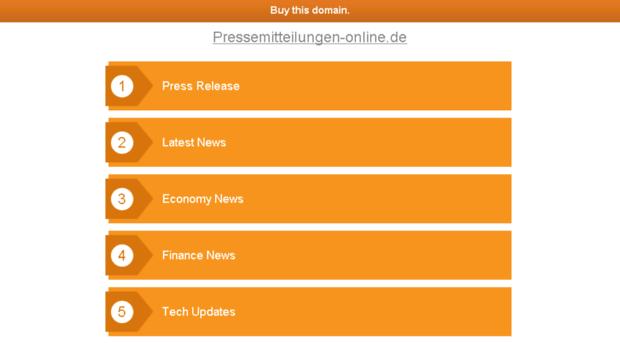 pressemitteilungen-online.de