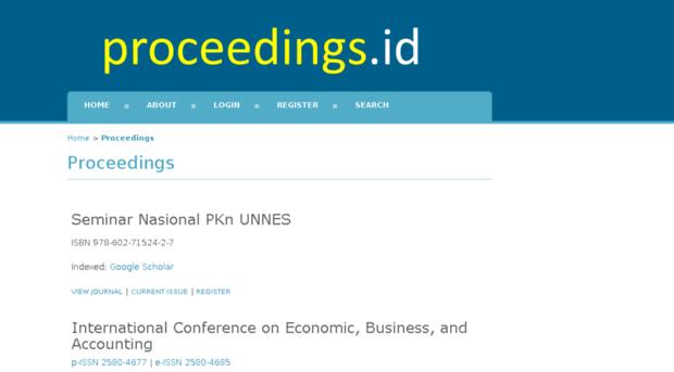 proceedings.id