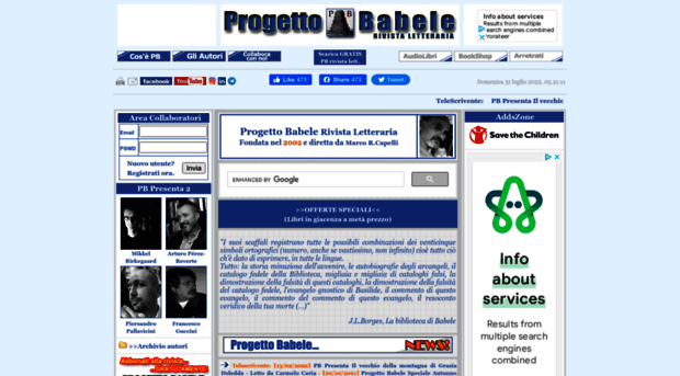progettobabele.it