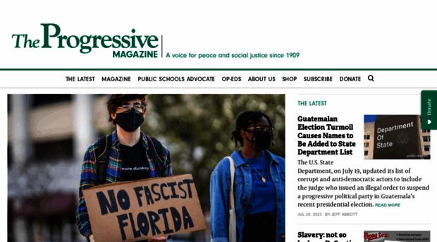 progressive.org