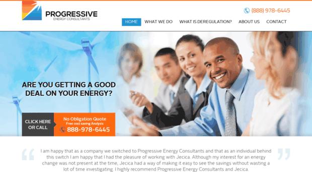 progressiveenergyconsultants.com