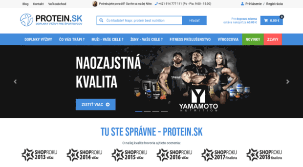 protein.sk