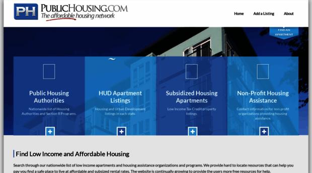 publichousing.com