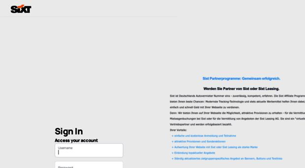 publisher.sixt.com