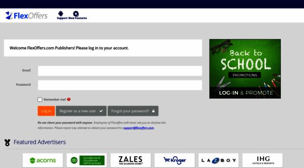 publisherpro.flexoffers.com