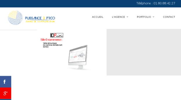 puissance2prod.com