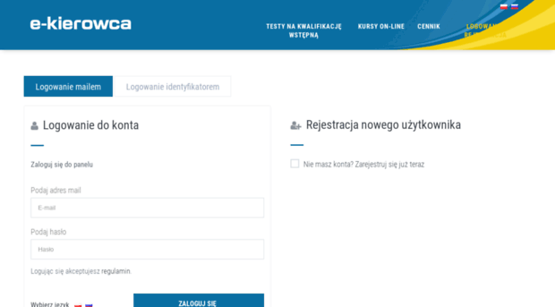 pulpit.e-kierowca.pl