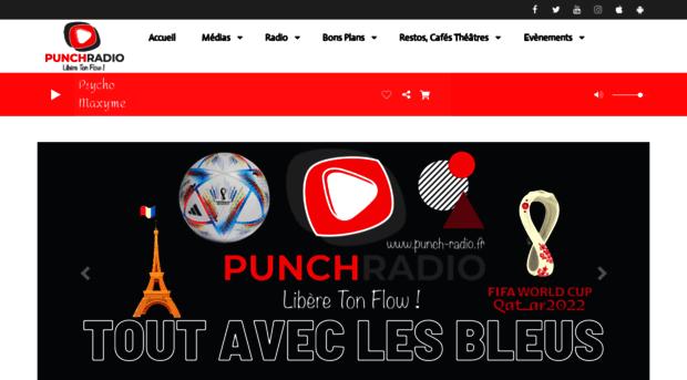 punch-radio.fr