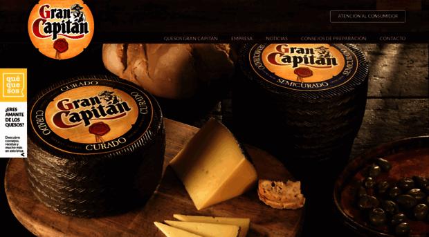 quesograncapitan.com
