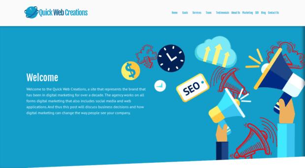 quickwebcreations.com