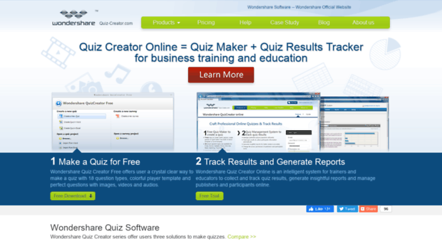 download wondershare quiz creator full version gratis