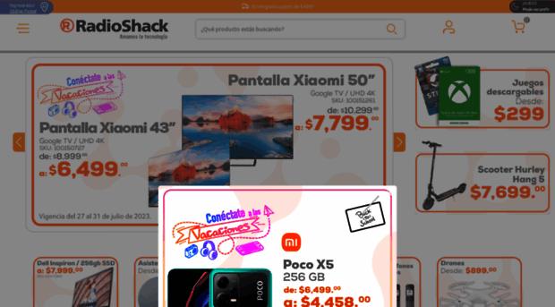 radioshack.com.mx