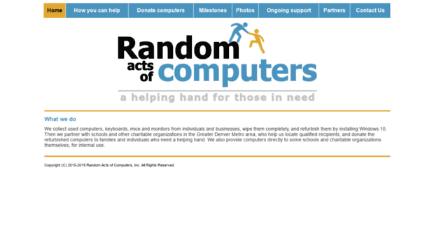 randomactsofcomputers.org
