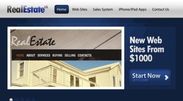 real estate reservation system