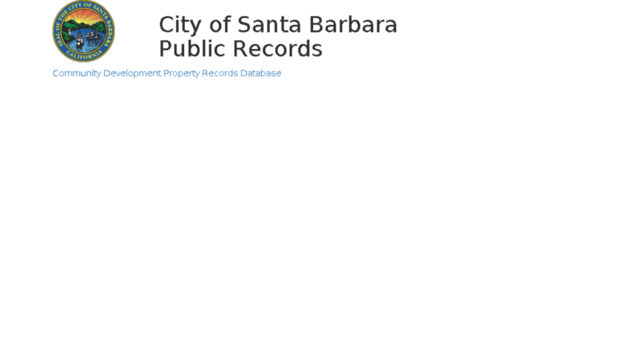records.santabarbaraca.gov