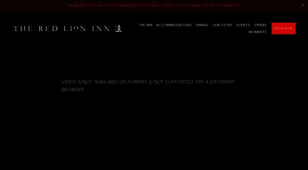 redlioninn.com