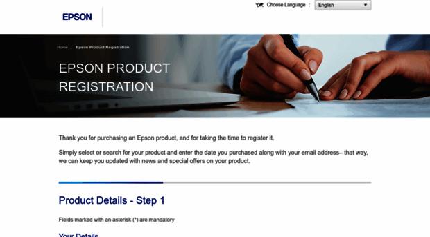 register.epson-europe.com