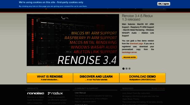 renoise.com