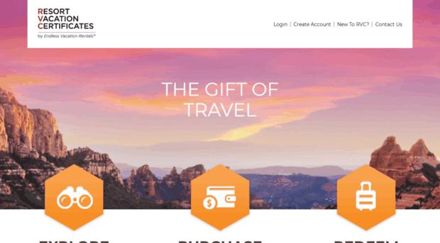 resortcerts.co.uk - Resort Vacation Certificates: ... - Resort Certs