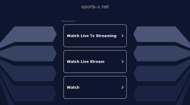 results.sports-x.net