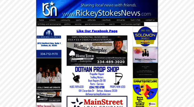 rickeystokesnews.com