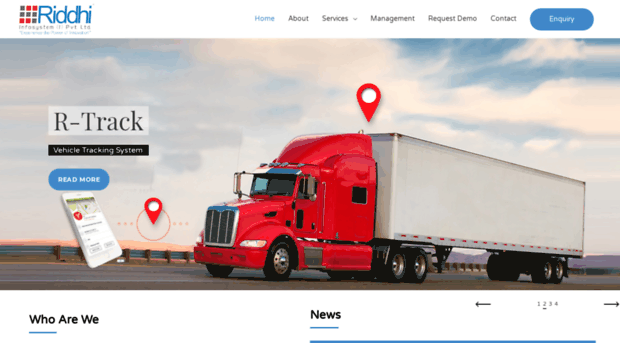indian vehicle tracking and fleet management Reduce risk, improve safety & security, optimize fleet operations with real-time, all-satellite gps tracking and fleet monitoring reduce operating expenses and increase profits with computerized telemetric supported vehicle fleet management software.