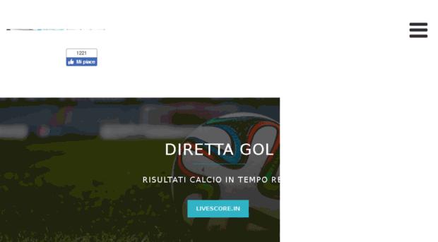 Risultati Diretta It Diretta Gol Risultati Calcio Risultati Diretta
