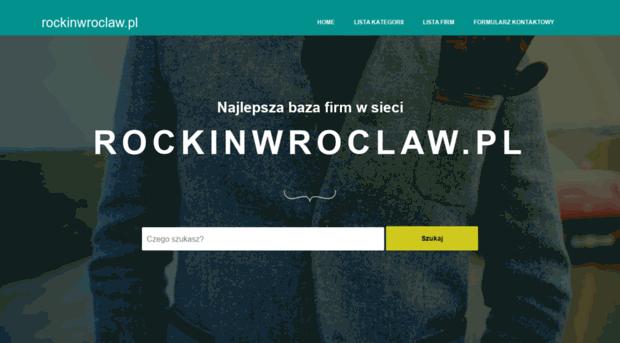 rockinwroclaw.pl