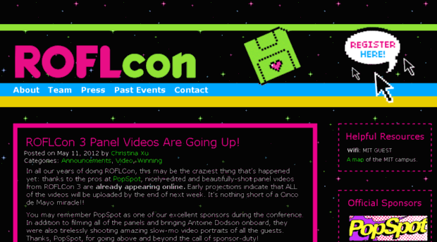 roflcon.org
