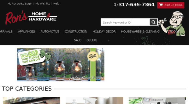 ronshomeandhardware.com