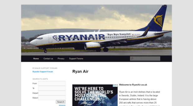 ryaniar risks and challenges Risks and challenges ryanair faced various challenges as it entered the second half of case study ryanair the low fares airline ryanair case study source.