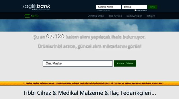 saglikbank.com