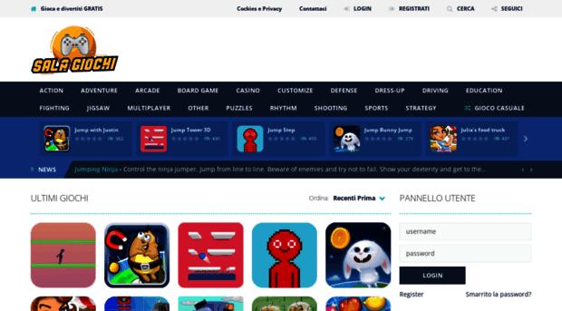 Giochi gratis online da scaricare