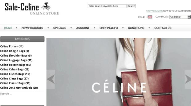 sale-celine.com
