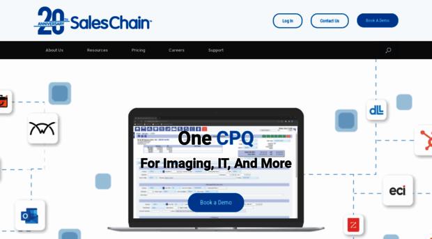 saleschain.com