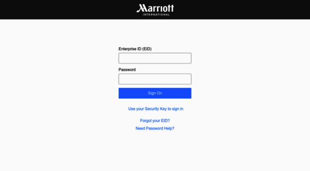 salesnet.marriott.com