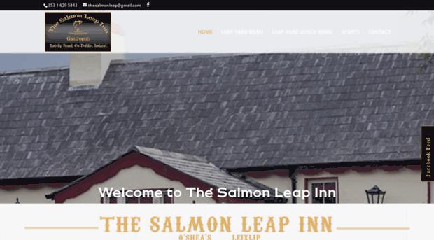 salmonleapinn.com