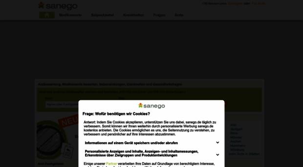 sanego.de